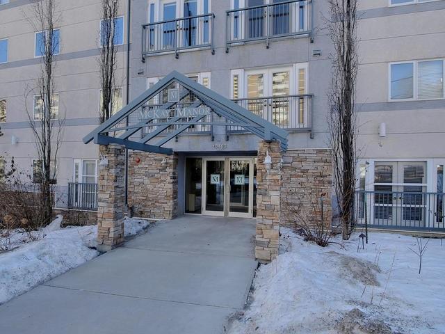 For Sale: 402 - 10403 98 Avenue, Edmonton, AB   2 Bed, 2 Bath Condo for $324,900. See 29 photos!