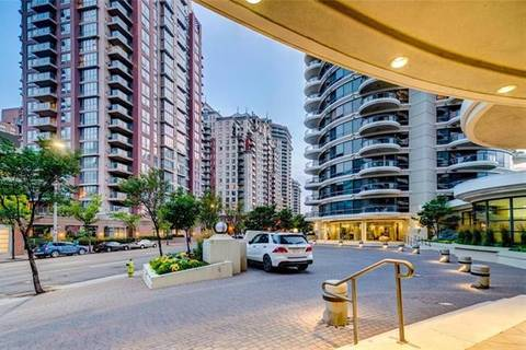 Condo for sale at 1088 6 Ave Southwest Unit 402 Calgary Alberta - MLS: C4209861