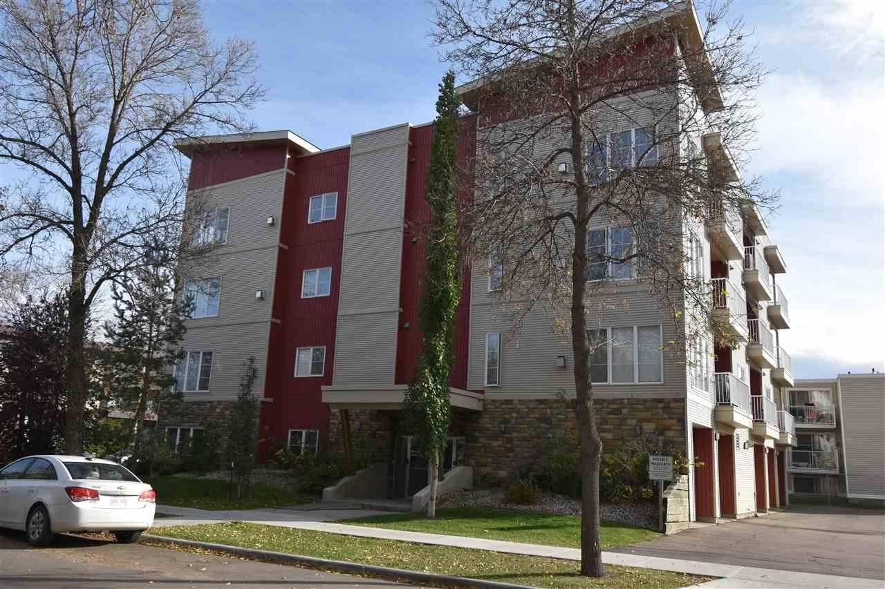 Condo for sale at 11107 108 Ave Nw Unit 402 Edmonton Alberta - MLS: E4172571