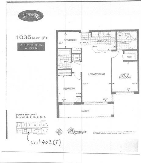 Apartment for rent at 11121 Yonge St Unit 402 Richmond Hill Ontario - MLS: N4486786