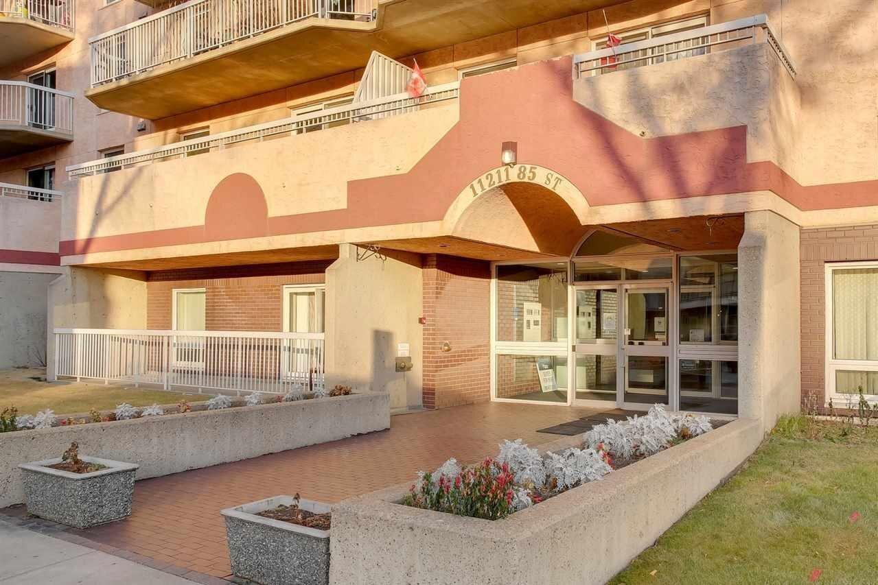Condo for sale at 11211 85 St NW Unit 402 Edmonton Alberta - MLS: E4219639