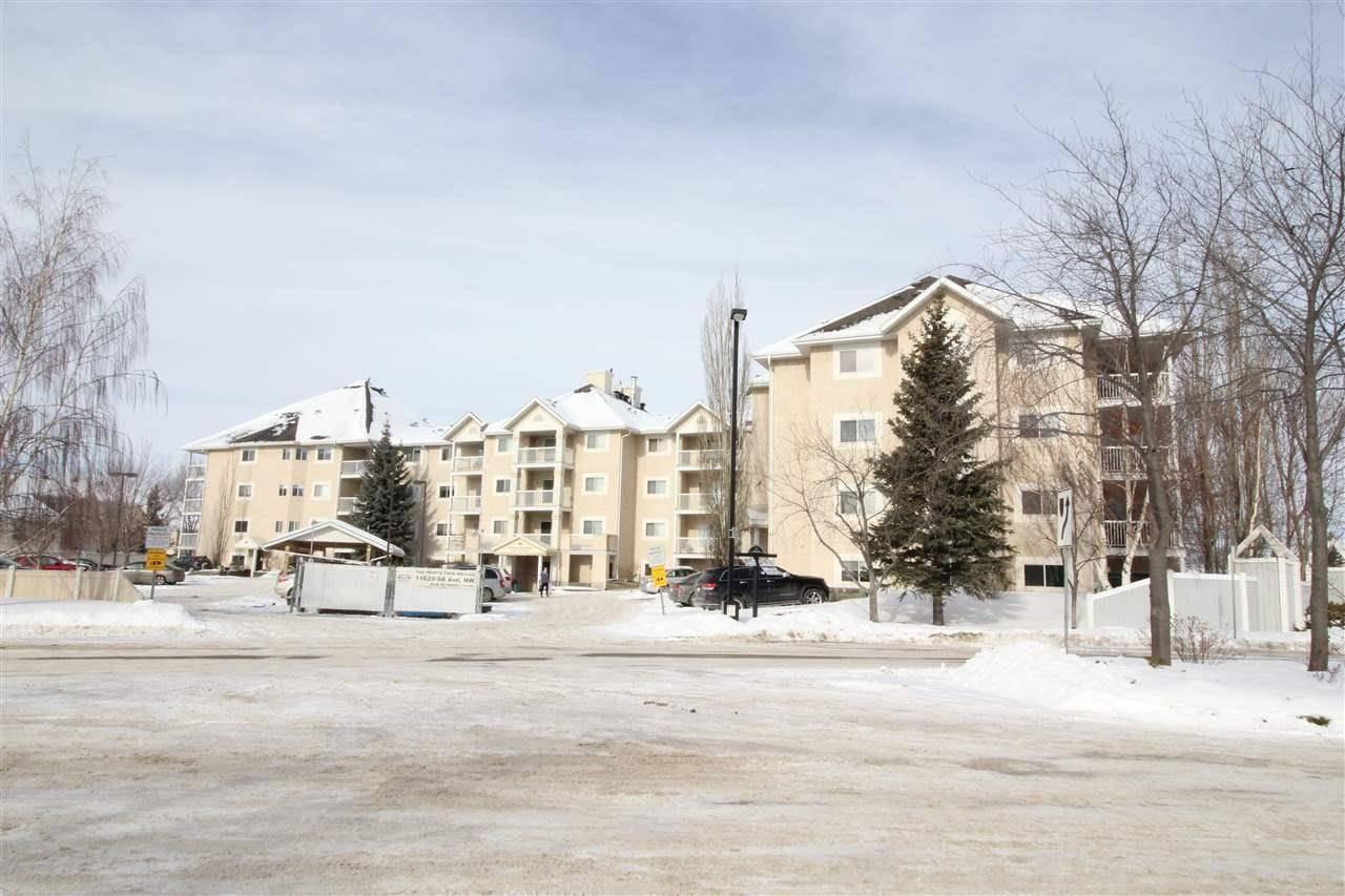 Condo for sale at 11620 9a Ave Nw Unit 402 Edmonton Alberta - MLS: E4188440