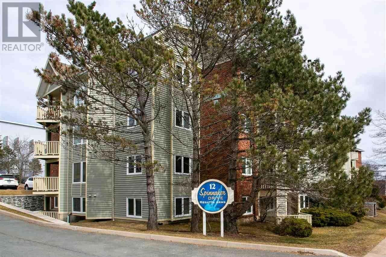 Condo for sale at 12 Spinnaker Dr Unit 402 Halifax Nova Scotia - MLS: 202005194