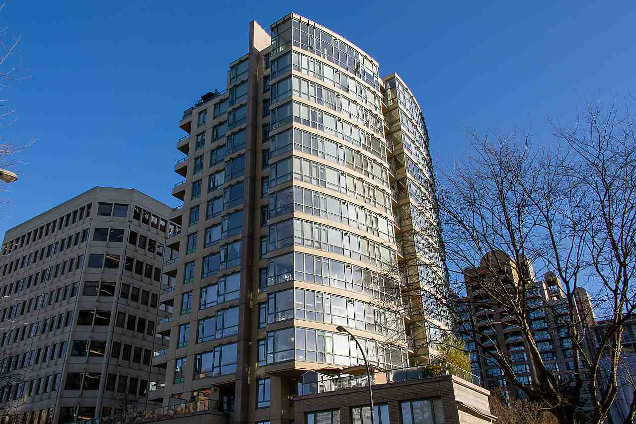 Removed: 402 - 1238 Burrard Street, Vancouver, BC - Removed on 2019-12-31 04:33:14