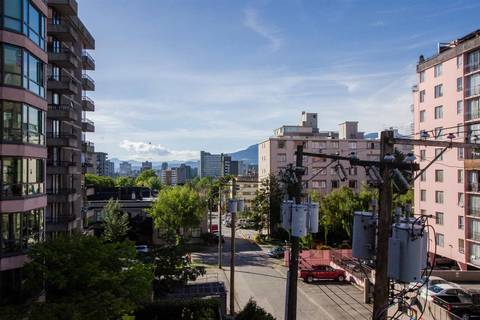 Condo for sale at 1263 Barclay St Unit 402 Vancouver British Columbia - MLS: R2445874
