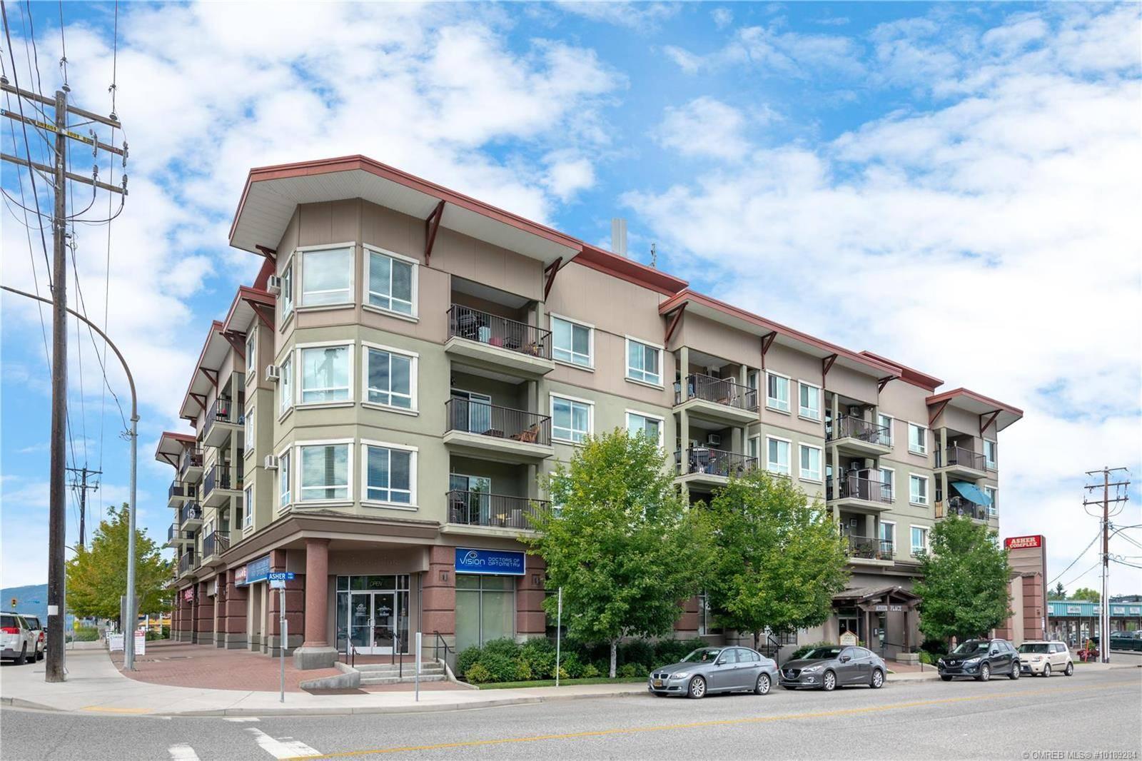 Condo for sale at 140 Asher Rd Unit 402 Kelowna British Columbia - MLS: 10189284