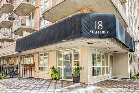Apartment for rent at 18 Stafford St Unit #402 Toronto Ontario - MLS: C4637006