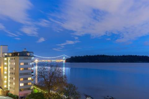 Condo for sale at 1930 Bellevue Ave Unit 402 West Vancouver British Columbia - MLS: R2320751