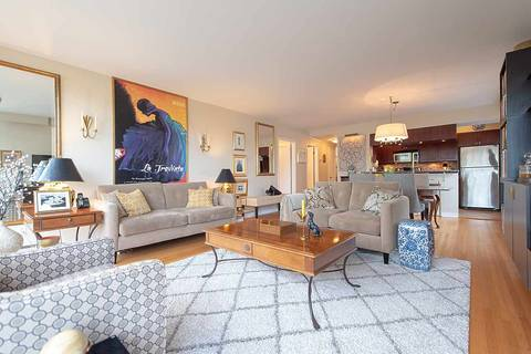 Condo for sale at 1960 Robson St Unit 402 Vancouver British Columbia - MLS: R2397815