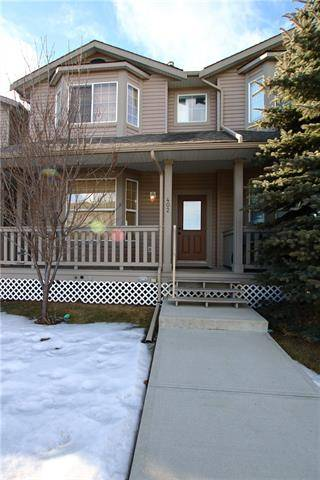 Townhouse for sale at 2001 Luxstone Blvd Southwest Unit 402 Airdrie Alberta - MLS: C4284941
