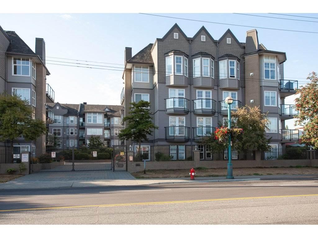 Buliding: 20200 56 Avenue, Langley, BC