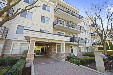 Condo for sale at 22290 North Ave Unit 402 Maple Ridge British Columbia - MLS: R2352715