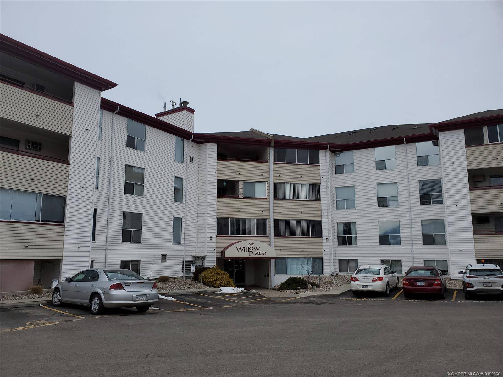 Condo for sale at 240 Hollywood Rd North Unit 402 Kelowna British Columbia - MLS: 10199866