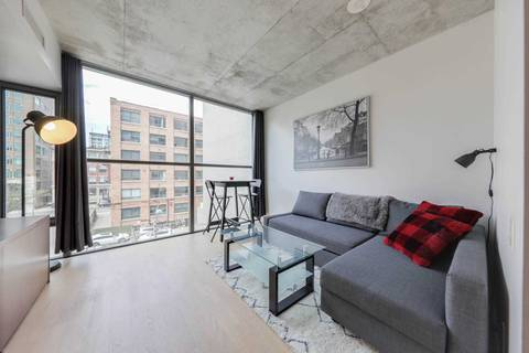 Apartment for rent at 25 Oxley St Unit 402 Toronto Ontario - MLS: C4518325
