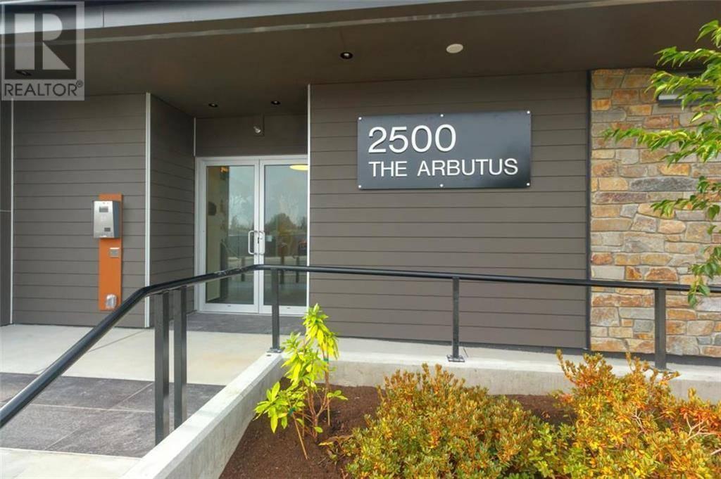 Condo for sale at 2500 Hackett Cres Unit 402 Central Saanich British Columbia - MLS: 414726