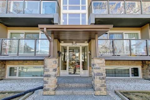 Condo for sale at 343 4 Ave Northeast Unit 402 Calgary Alberta - MLS: C4237612