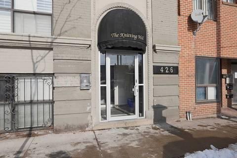 Condo for sale at 426 Queen St Unit 402 Toronto Ontario - MLS: C4677531