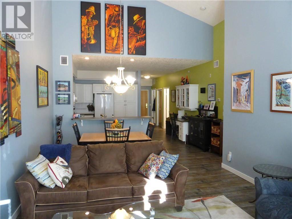 Condo for sale at 4805 45 St Unit 402 Red Deer Alberta - MLS: ca0185045