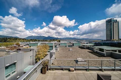 Condo for sale at 590 Nicola St Unit 402 Vancouver British Columbia - MLS: R2372306