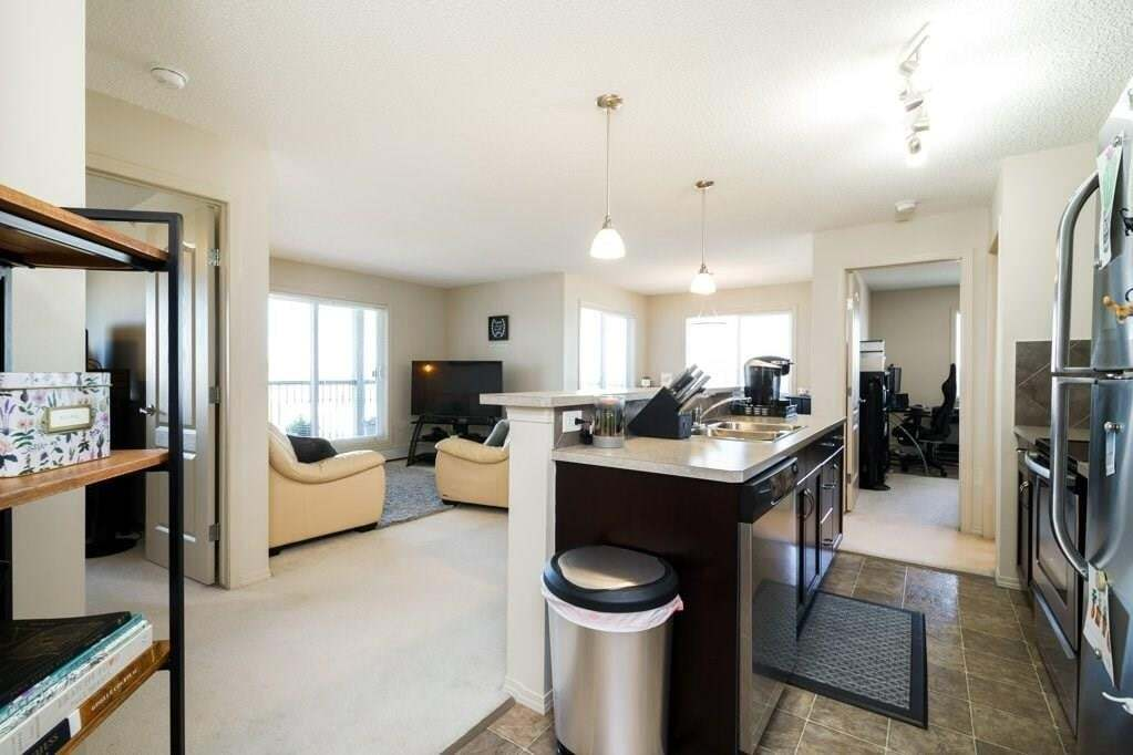 Condo for sale at 5951 165 Av NW Unit 402 Edmonton Alberta - MLS: E4202994