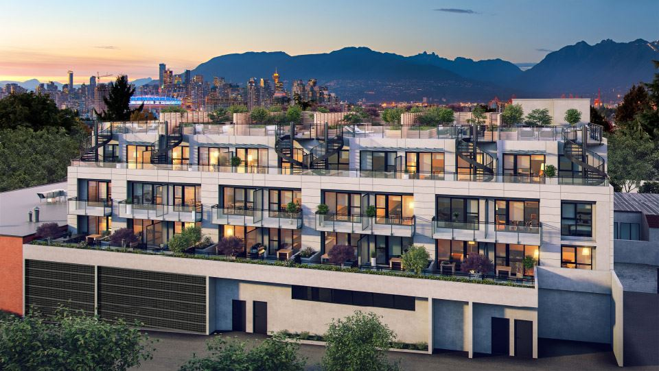 Sold: 402 - 630 East Broadway Avenue, Vancouver, BC