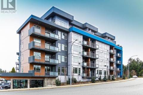 Condo for sale at 6540 Metral Dr Unit 402 Nanaimo British Columbia - MLS: 461041