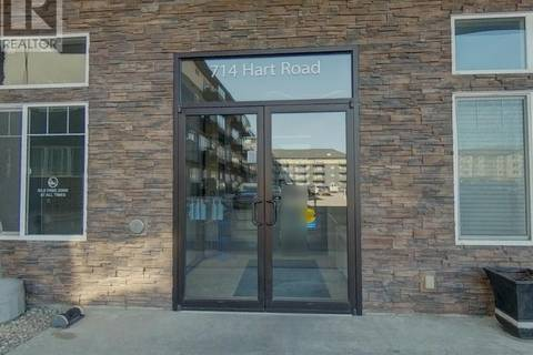 Condo for sale at 714 Hart Rd Unit 402 Saskatoon Saskatchewan - MLS: SK766467