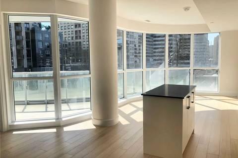 Apartment for rent at 88 Cumberland St Unit 402 Toronto Ontario - MLS: C4722682