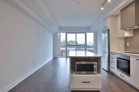 Apartment for rent at 899 Queen St Unit 402 Toronto Ontario - MLS: E4653107