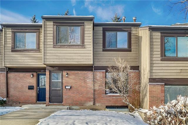 Sold: 402 - 9803 24 Street Southwest, Calgary, AB