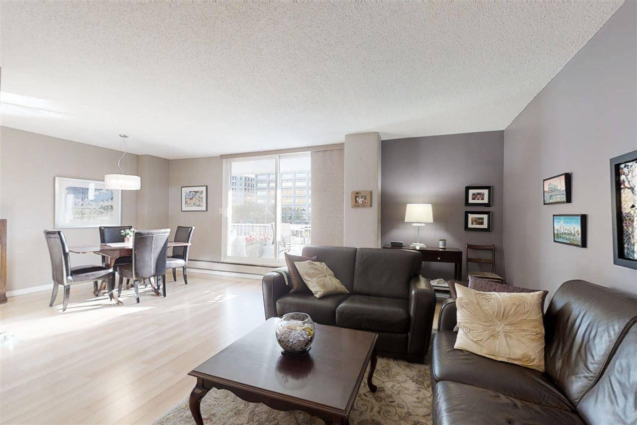 Condo for sale at 9909 110 St Nw Unit 402 Edmonton Alberta - MLS: E4175960