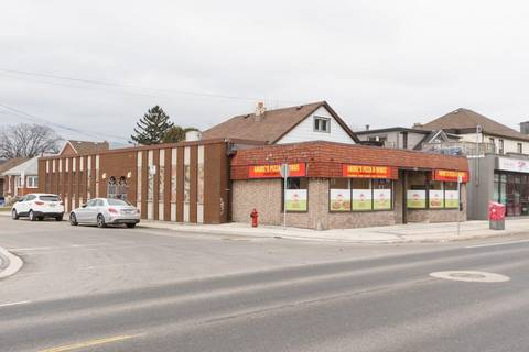 Commercial property for sale at 402 Concession St Hamilton Ontario - MLS: H4050694