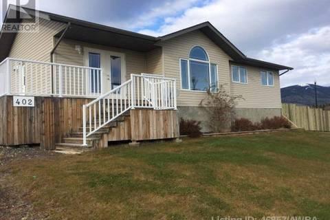 House for sale at 402 Eaton Falls Cres Grande Cache Alberta - MLS: 46857