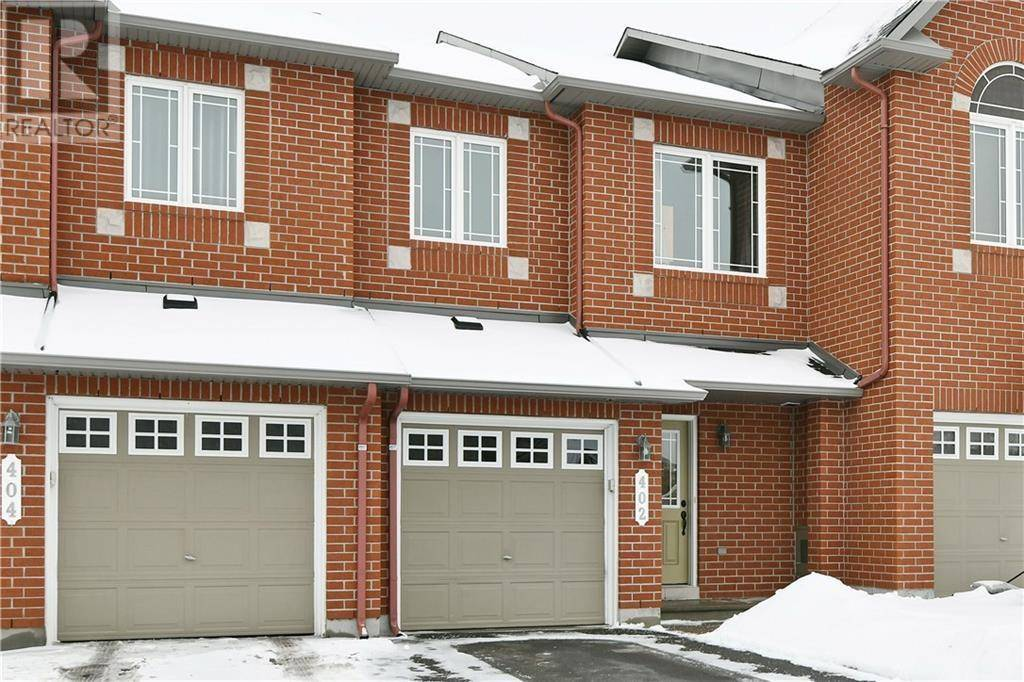 Townhouse for rent at 402 Galatina Wy Ottawa Ontario - MLS: 1187977