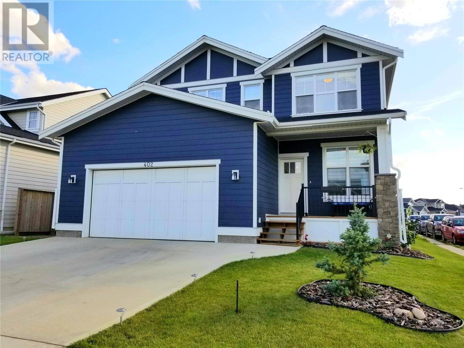 House for sale at 402 Meadows Blvd Saskatoon Saskatchewan - MLS: SK782775