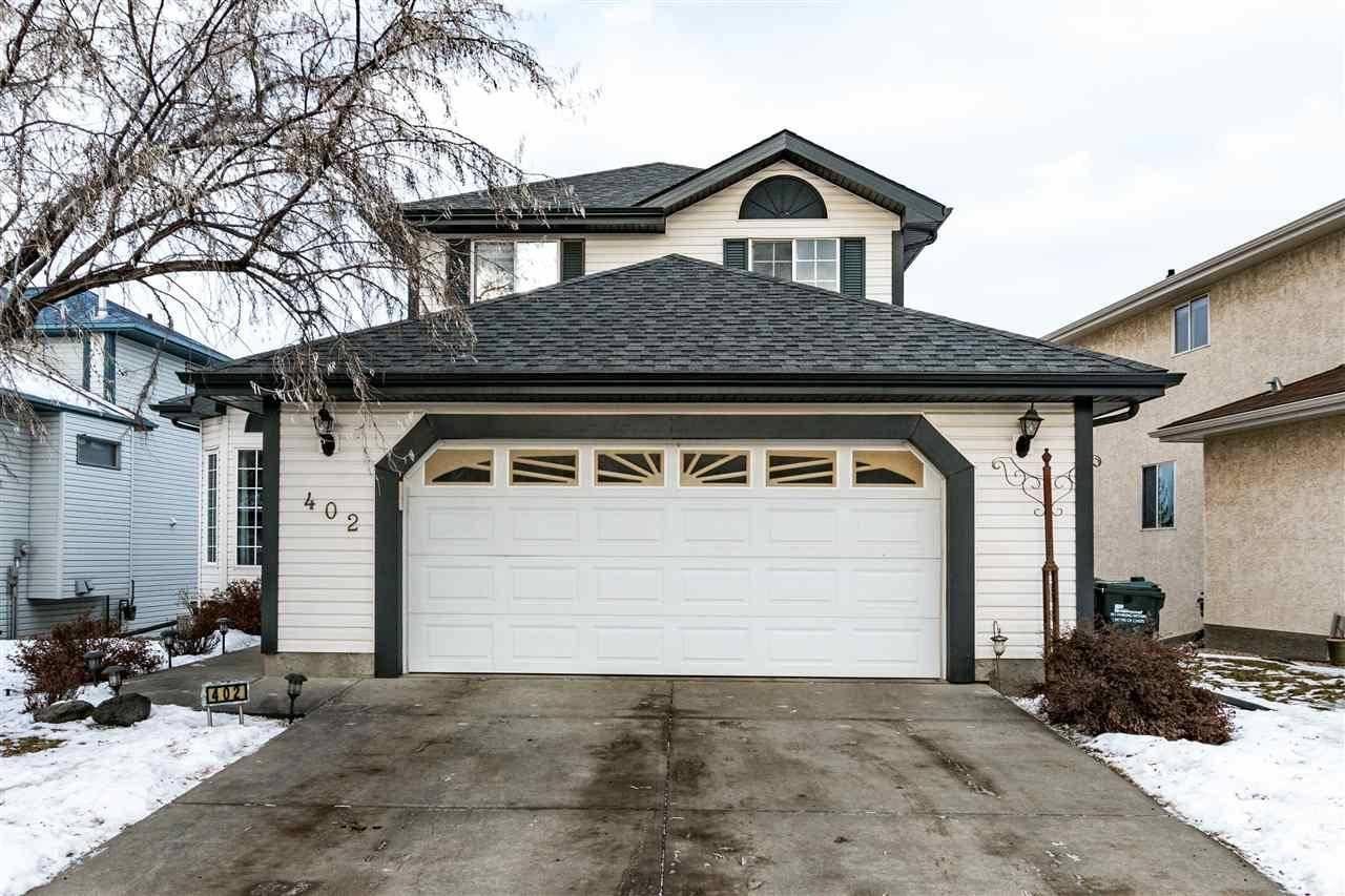 House for sale at 402 Meadowview Te Sherwood Park Alberta - MLS: E4183241
