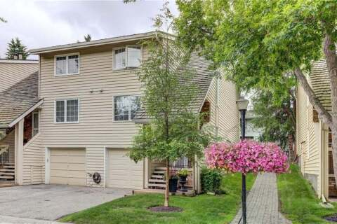 Townhouse for sale at 402 Point Mckay Garden NW Calgary Alberta - MLS: C4305471