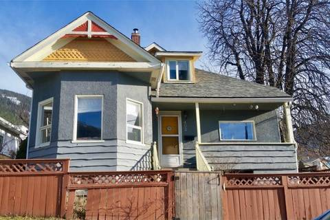 House for sale at 402 Robson St Nelson British Columbia - MLS: 2435227