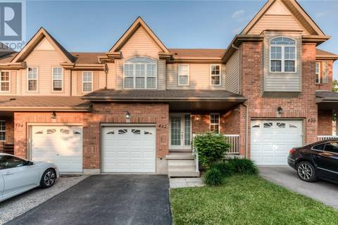 Townhouse for sale at 402 St Armand Dr Waterloo Ontario - MLS: 30746211