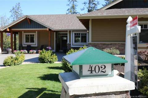 House for sale at 402 Tyler Pl Vernon British Columbia - MLS: 10180272