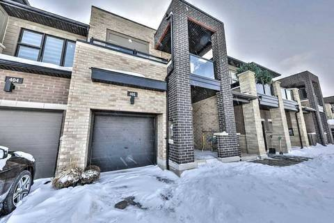 Townhouse for sale at 402 Wheat Boom Dr Oakville Ontario - MLS: W4365011