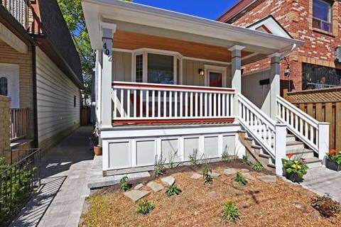 House for sale at 402 Woodfield Rd Toronto Ontario - MLS: E4457431
