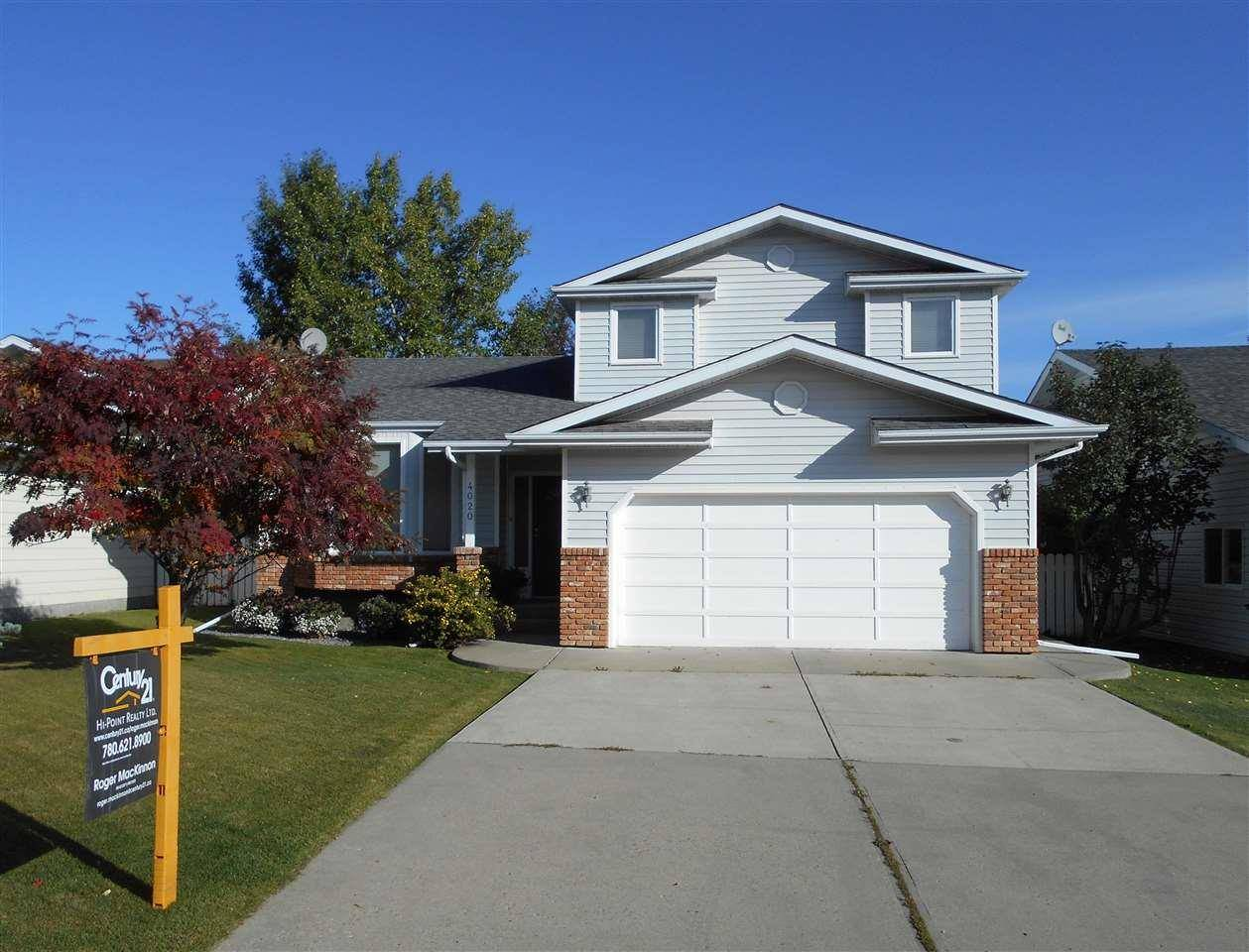 House for sale at 4020 55 Ave Drayton Valley Alberta - MLS: E4174660