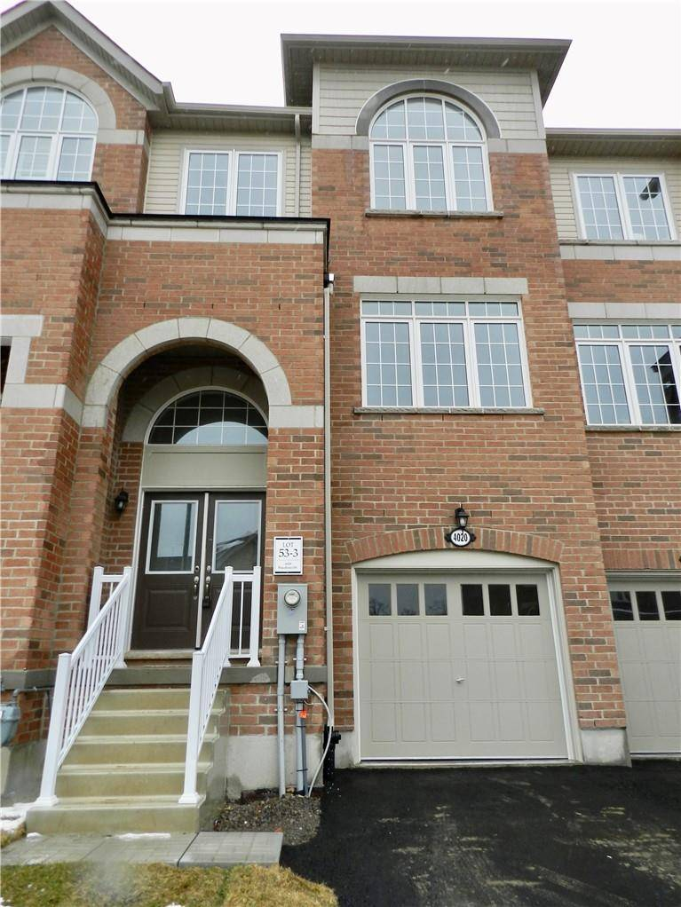 Townhouse for rent at 4020 Fracchioni Dr Beamsville Ontario - MLS: H4073445