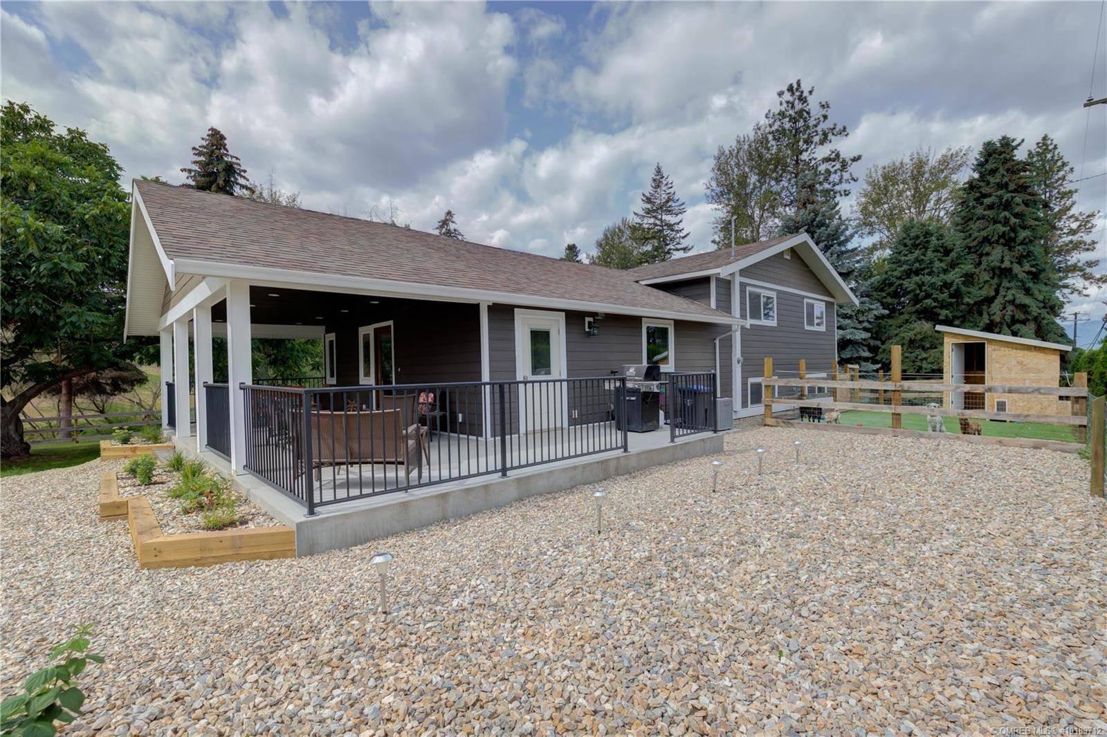 House for sale at 4020 June Springs Rd Kelowna British Columbia - MLS: 10189712