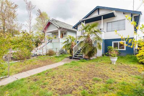 House for sale at 4020 Prince Albert St Vancouver British Columbia - MLS: R2361208
