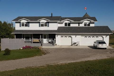 House for sale at 402070 176 St West Rural Foothills County Alberta - MLS: C4289958