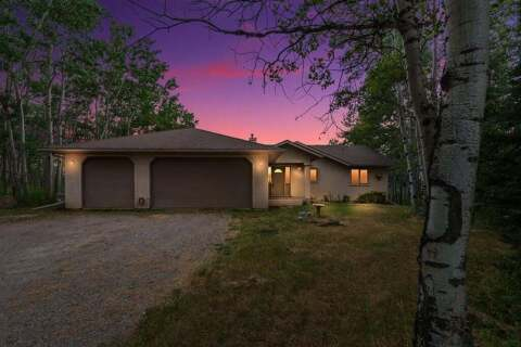 House for sale at 402095 80 St W Rural Foothills County Alberta - MLS: A1021290