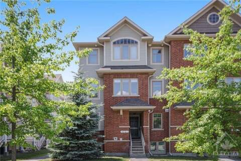 Condo for sale at 4021 Canyon Walk Dr Ottawa Ontario - MLS: 1199924