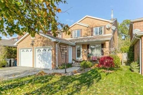 House for sale at 4021 Colonial Dr Mississauga Ontario - MLS: W4630273